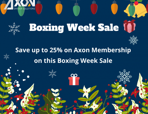 Axon Boxing Week Sale