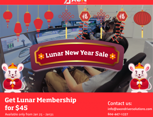 Celebreate Lunar New Year With Axon Lunar Membership