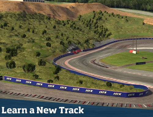 Sim Racer's Approach: Learning a New Track